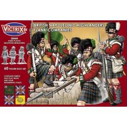 Napoleonic British Highlander Flank Company (52)