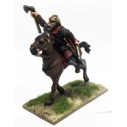 Mounted Goth Warlord