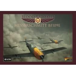 German BF ME-109 Squadron, 6 Planes