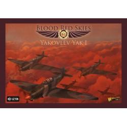 Yak1 Squadron, 6 Planes