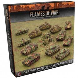 German Panzer Kampfgruppe Late-War Army