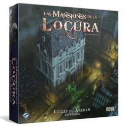 Calles de Arkham - Las Mansiones de la Locura Segunda Edición