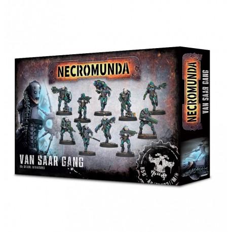 Necromunda Van Saar Gang (10)