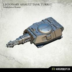 Legionary Assault Tank Turret: Annihilation Beamer (1)