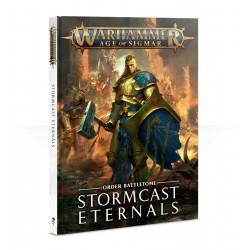 Battletome: Stormcast Eternals (Inglés)