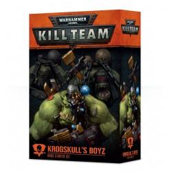 Kill Team: Chikoz de Krogskull (Castellano)