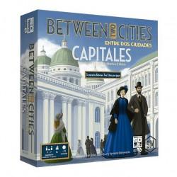 Between Two Cities. Capitales (Castellano)