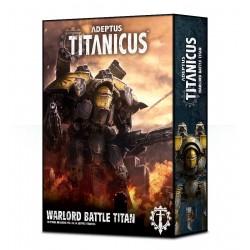 Adeptus Titanicus: Warlord Battle Titan (1)