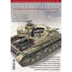 Especial XVI: Panzer Volumen II (1941). De África a Barbarroja