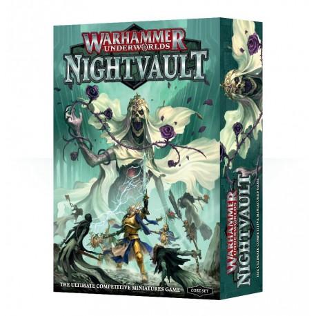 Warhammer Underworlds: Nightvault (Castellano)