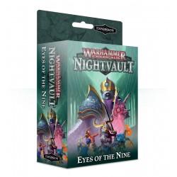 Nightvault: The Eyes of The Nine (Inglés)