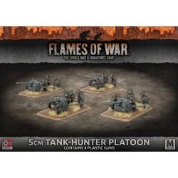 5cm Tank Hunter Platoon (x4 Plastic)