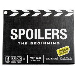 Spoilers: The Beginning (Castellano)