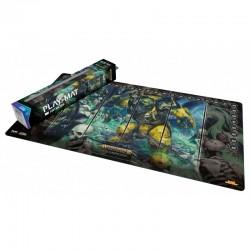 Warhammer Champions: Play-Mat Destruction vs. Death 64 x 35 cm