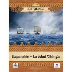 878 Vikings: La Edad Vikinga Expansión