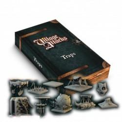 Village Attacks: Trampas 3D