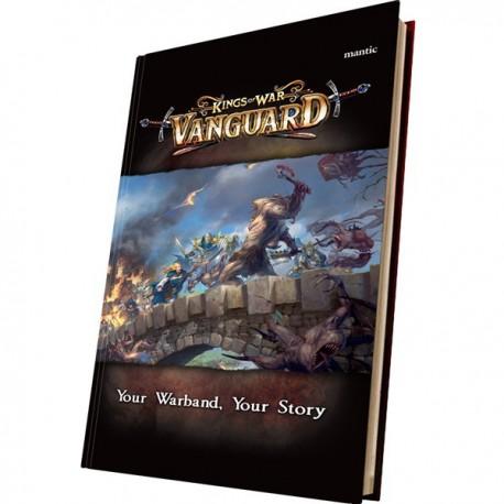 Kings of War Vanguard: Rulebook (Castellano)