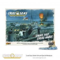 Cruel Seas Starter Set (Inglés)