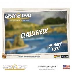 Cruel Seas US Navy Fleet