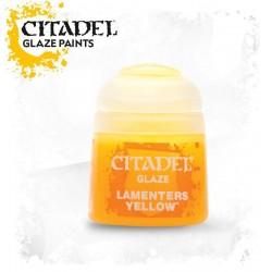 Glaze - Lamenters Yellow (25-01)
