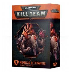 Kill Team Comandante: Nemesis 9 Tyrantis (Castellano)