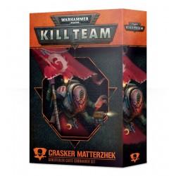 Kill Team Comandante: Crasker Matterzhek (Castellano)