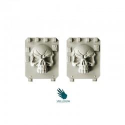 Skull Doors for Light Vehicles