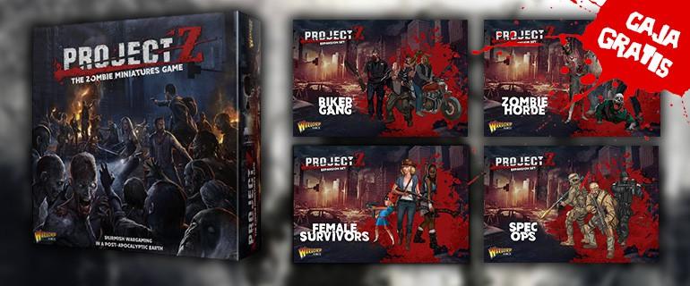 Project Z caja gratis