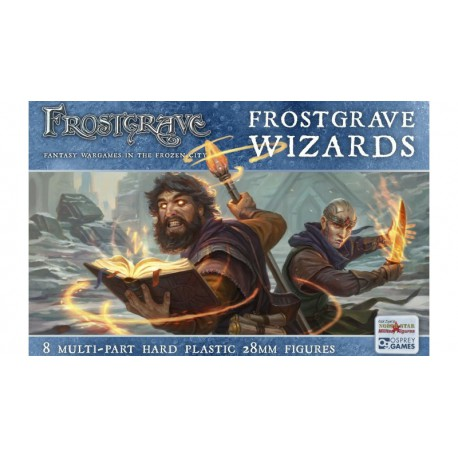 Frostgrave Wizards (8)