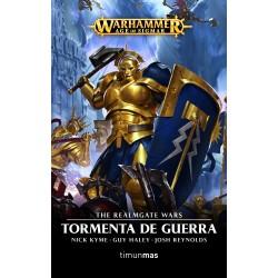 Tormenta de Guerra - Realmgate Wars Nº 1
