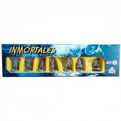 Los Inmortales: Príncipes Del Universo (Spanish)