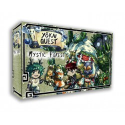 Yokai Quest Mystic Forest (Spanish)
