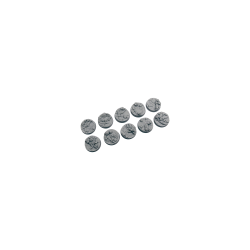 Agreda Bases, Round 25mm (5)