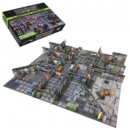 Cyberpunk Terrain Core Set