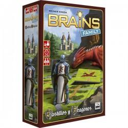 Brains - Castillos Y Dragones (Spanish)
