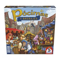 Pócimas y Brebajes (Spanish)