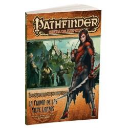 Pathfinder - La Calavera de la Serpiente 3: La Ciudad de las Siete Lanzas