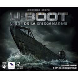 Uboot - Lobos de la Kriegsmarine (Spanish)