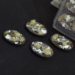 Winter Bases Oval 60mm (4)