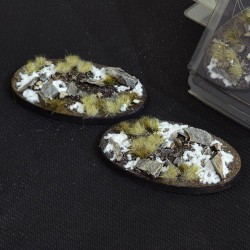 Winter Bases Oval 90mm (2)