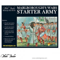 Marlborough's Wars Starter Army