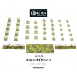 Anti-Tank Obstacles (Plastic)