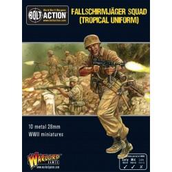 Fallschirmjager Squad Tropical Uniform (10)