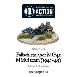 Fallschirmjager Mg42 Mmg Team (1943-45)