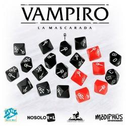 Dice Vampiro 5ª Edición (Spanish)