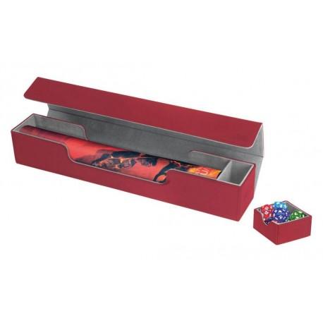 Flip'n'Tray Xenoskin Mat Case red