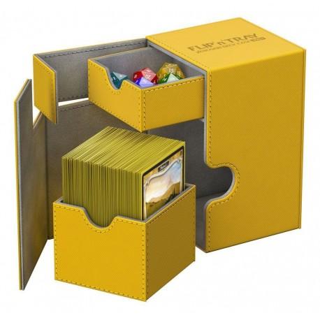 100+ Xenoskin Flip n Tray Deck Case Box - Amber