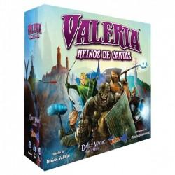 Valeria, Reino de Cartas