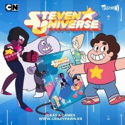 Steven Universe y Las Gemas de Cris