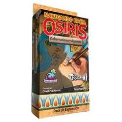 Navegando Hacia Osiris: Gobernadores